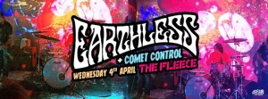 Earthless at The Fleece on 4th April 2018