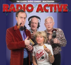Radio Active at Redgrave in Bristol on Friday 27th April 2018
