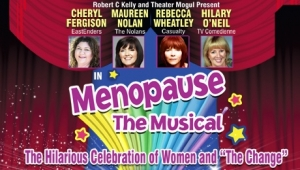 Menopause: The Musical at Bristol Hippodrome on Sunday 29th April 2018