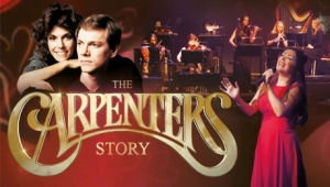 The Carpenters Story at Bristol Hippodrome on Saturday 1st September 2018