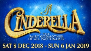 Cinderella at Bristol Hippodrome in Bristol from Saturday 8th December to Sunday 6th January