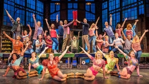 Kinky Boots at Bristol Hippodrome in Bristol from 25th February to 9th March 2019