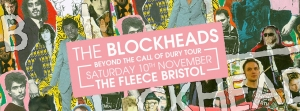 The Blockheads at The Fleece in Bristol on Saturday 10th November 2018