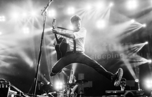Frank Turner Live at Bristol's O2 Academy on Friday 27th April 2018