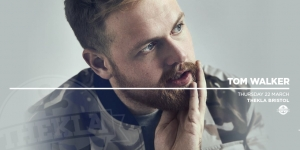 Tom Walker at Thekla in Bristol on Thursday 22nd March 2018