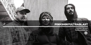 PINKSHINYULTRABLAST at Thekla in Bristol on Tuesday 8th May 2018