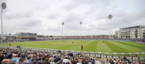 Gloucestershire Cricket v Middlesex on Thursday 9th August 2018