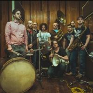 Hackney Colliery Band + Support at The Lanes on Thursday 7th June 2018