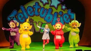 Teletubbies Live at Hippodrome in Bristol from Wednesday 12th September - Thursday 13th September 2018