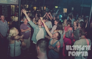 Ultimate Power at The Fleece in Bristol on Friday 11th May 2018