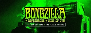 Bongzilla at The Fleece in Bristol on Wednesday 27th June 2018