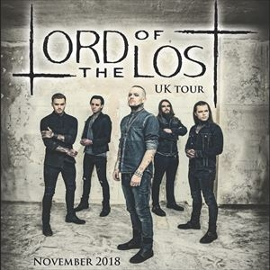 Lord of The Lost at The Fleece in Bristol on Sunday 25th November 2017