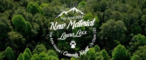 New Material with Laura Lexx at The Arts House Cafe in Bristol