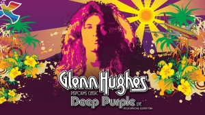 Glenn Hughes Performs Classic Deep Purple Live at O2 Academy Bristol on Tuesday 2nd October 2018