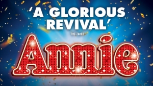 Annie at The Bristol Hippodrome from 18-23 March 2019