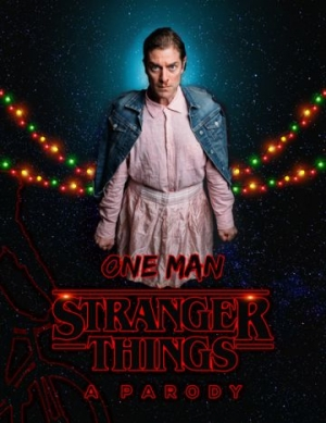 One Man Stranger Things at Redgrave Theatre in Bristol on Sunday 30th September 2018