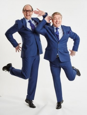 An Evening of Eric & Ern at Redgrave Theatre in Bristol on Saurday 27th October 2018