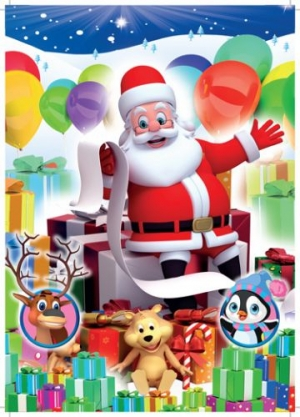Santa's Christmas Party at Redgrave Theatre in Bristol on Saturday 22nd December 2018