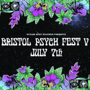 Stolen Body Records presents Bristol Psych Fest at The Lanes on Saturday 7th July 2018