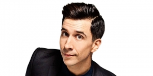 Russell Kane live at Smoke and Mirrors Bristol from Sunday 6th-Thursday 10th January 2019