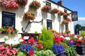 Tuesday Lunch Club at The Anchor Inn Thornbury - 2 October 2018