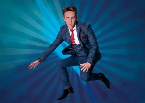 James Phelan at The Redgrave Theatre on 29th September 2018