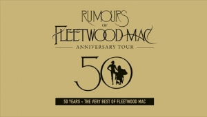 Rumours of Fleetwood Mac at Bristol Hippodrome on Sunday 14th April 2019