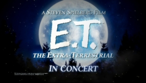 E.T. the Extra-Terrestrial: in Concert at Bristol Hippodrome on Wednesday 24th April 2019