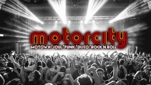 Motorcity at The Lanes in Bristol on Friday 7th - Saturday 8th December 2018