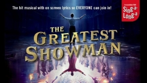 Sing-a-Long-a The Greatest Showman at Bristol Hippodrome Theatre on 6 Feb 2019