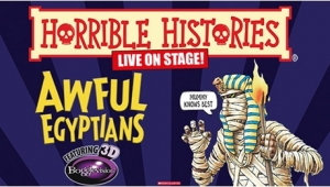 Horrible Histories - Awful Egyptians at Bristol Hippodrome Theatre