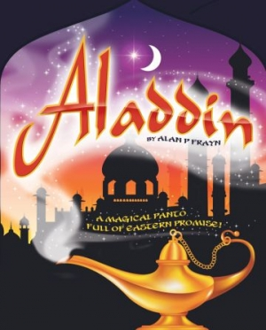 Aladdin at The Redgrave Theatre in Bristol 02 - 06 Jan 2019