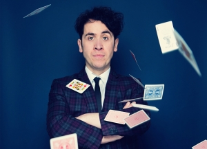 Pete Firman; Marvels (Tour Extension) at The Redgrave Theatre in Bristol on 27th March 2019