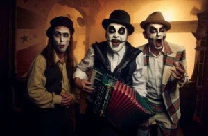 The Tiger Lillies live at The Redgrave Theatre on 18th May 2019