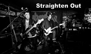Straighten Out at The Fleece on Saturday 27 Jul 2019