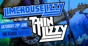Limehouse Lizzy at The Fleece in Bristol on Saturday 29 June 2019