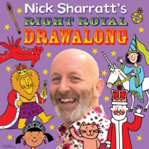 Nick Sharratt's Right Royal Drawalong at Redgrave Theatre on 18 February 2019