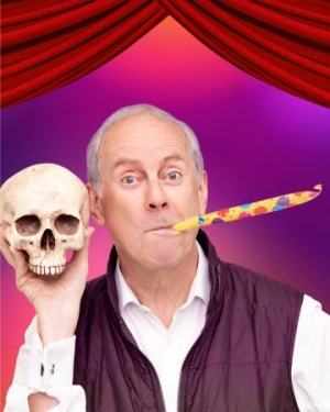 Gyles Brandreth: Break a Leg! at Redgrave Theatre in Bristol on 8 June 2019