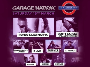 Garage Nation at O2 Academy in Bristol on Saturday 16th March 2019