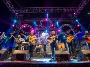 Gipsy Kings by Andre Reyes at O2 Academy in Bristol on Saturday 23rd March 2019