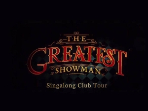The Greatest Showman Singalong Club Tour at O2 Academy in Bristol on Friday 13 April 2019