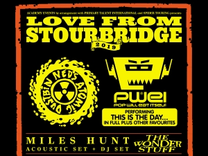 Love From Stourbridge 2019 at O2 Academy in Bristol on Friday 19 April 2019