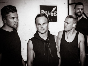 The Rasmus: Plays Dead Letters at O2 Academy in Bristol on Friday 11 October 2019