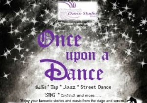 Once Upon A Dance at The Redgrave Theatre in Bristol from 15th to 20th April 2019