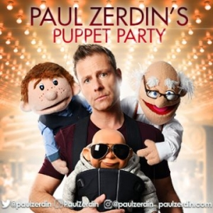 Paul Zerdin's Puppet Party at Redgrave Theatre in Bristol on Friday 20th September 2019