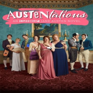 Austentatious - The Improvised Jane Austen Novel at Redgrave Theatre in Bristol from 9th to 11th October 2019