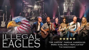 The Illegal Eagles at Bristol Hippodrome on Saturday 29th June 2019