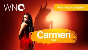 Touch Tour - Carmen at Bristol Hippodrome on Friday 13th March 2020