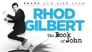 Rhod Gilbert - The Book of John at Bristol Hippodrome on Friday 29th November 2019