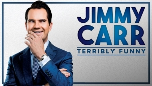 Jimmy Carr - Terribly Funny at Bristol Hippodrome on Monday 13th July 2020
